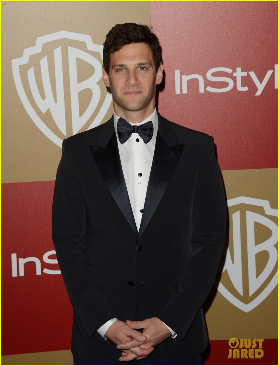 justin bartha georgia king golden globes parties 2013 04