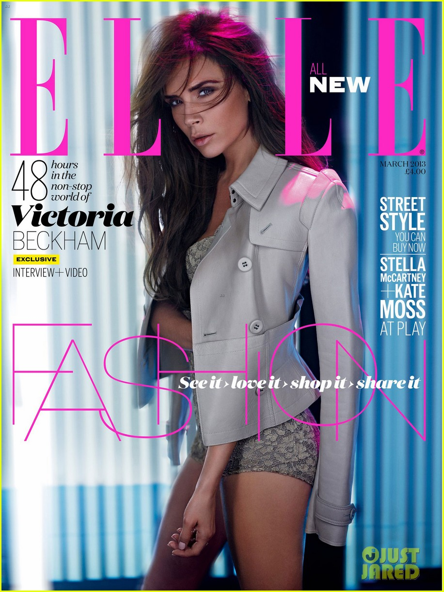 victoria beckham covers elle uk march 2013 05