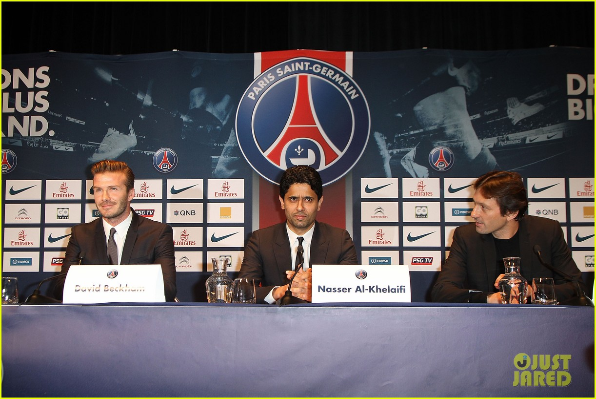 david beckham joins paris st germain soccer team 062801969