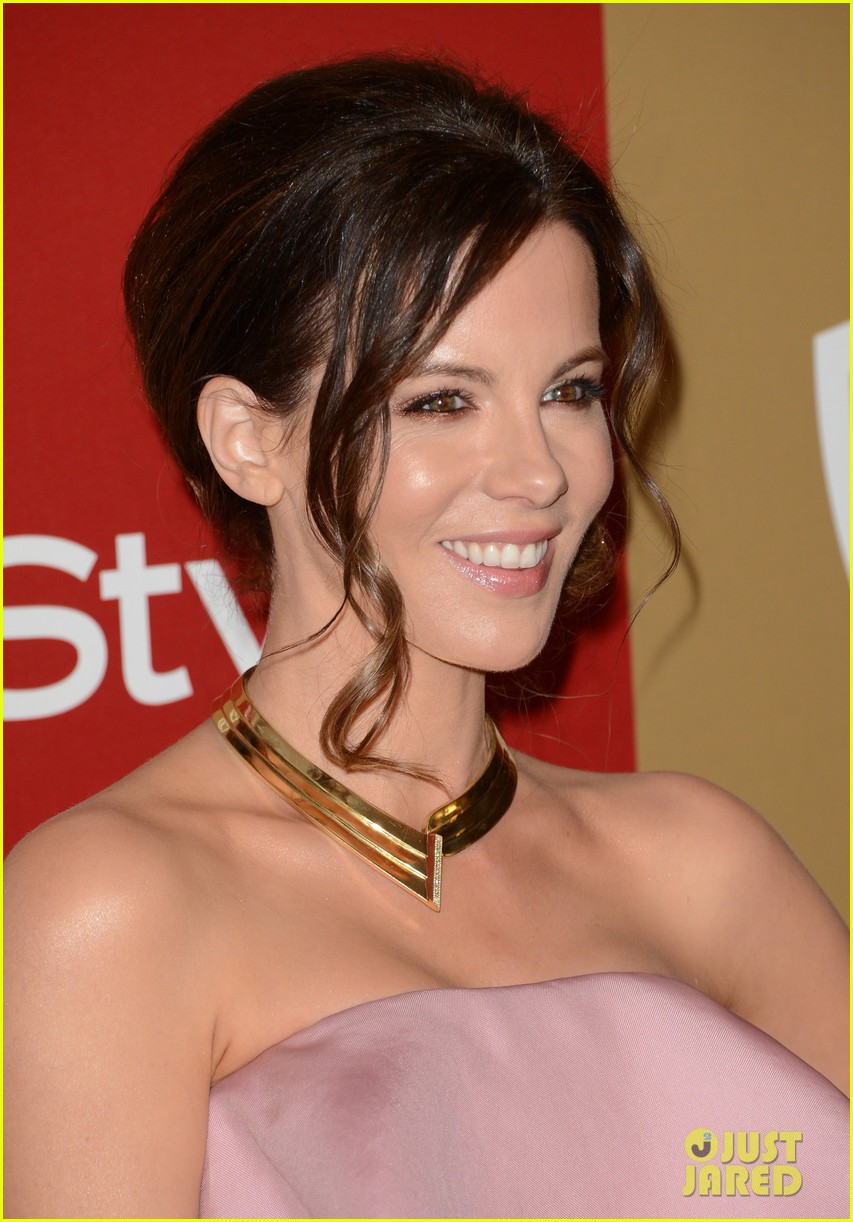 kate beckinsale instyle golden globes party 2013 042791904