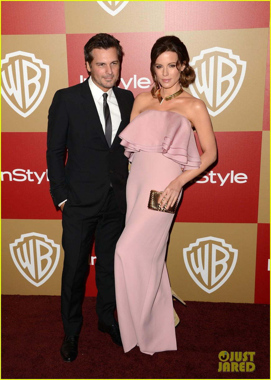 kate beckinsale instyle golden globes party 2013 14
