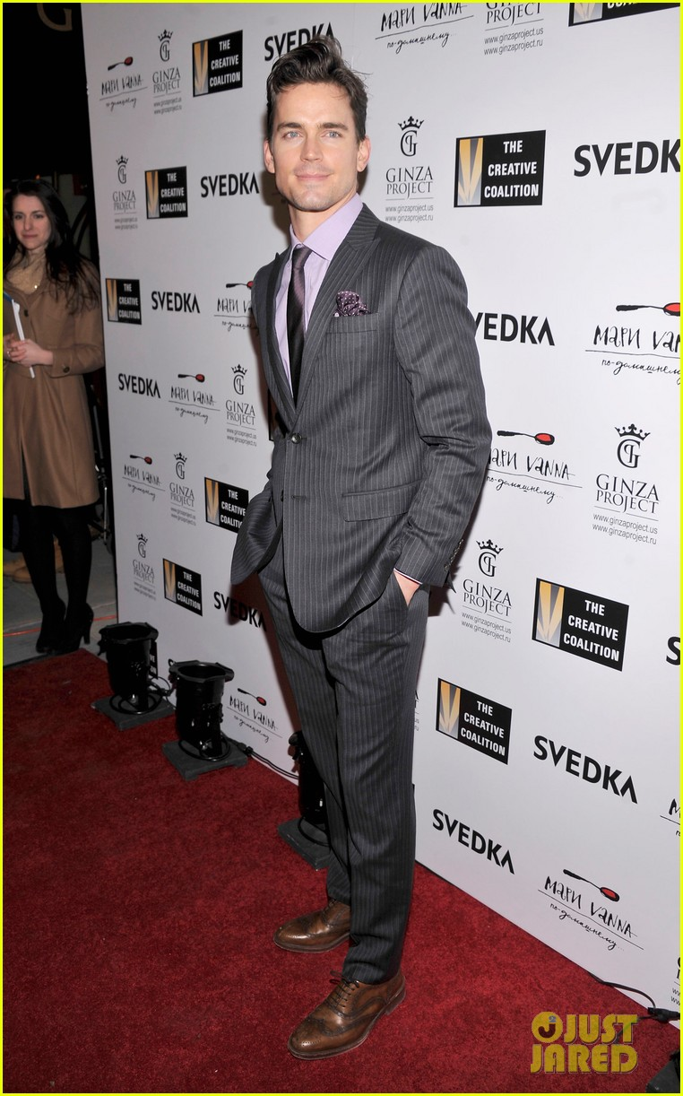 matt bomer creative coalition night before dinner 052795841
