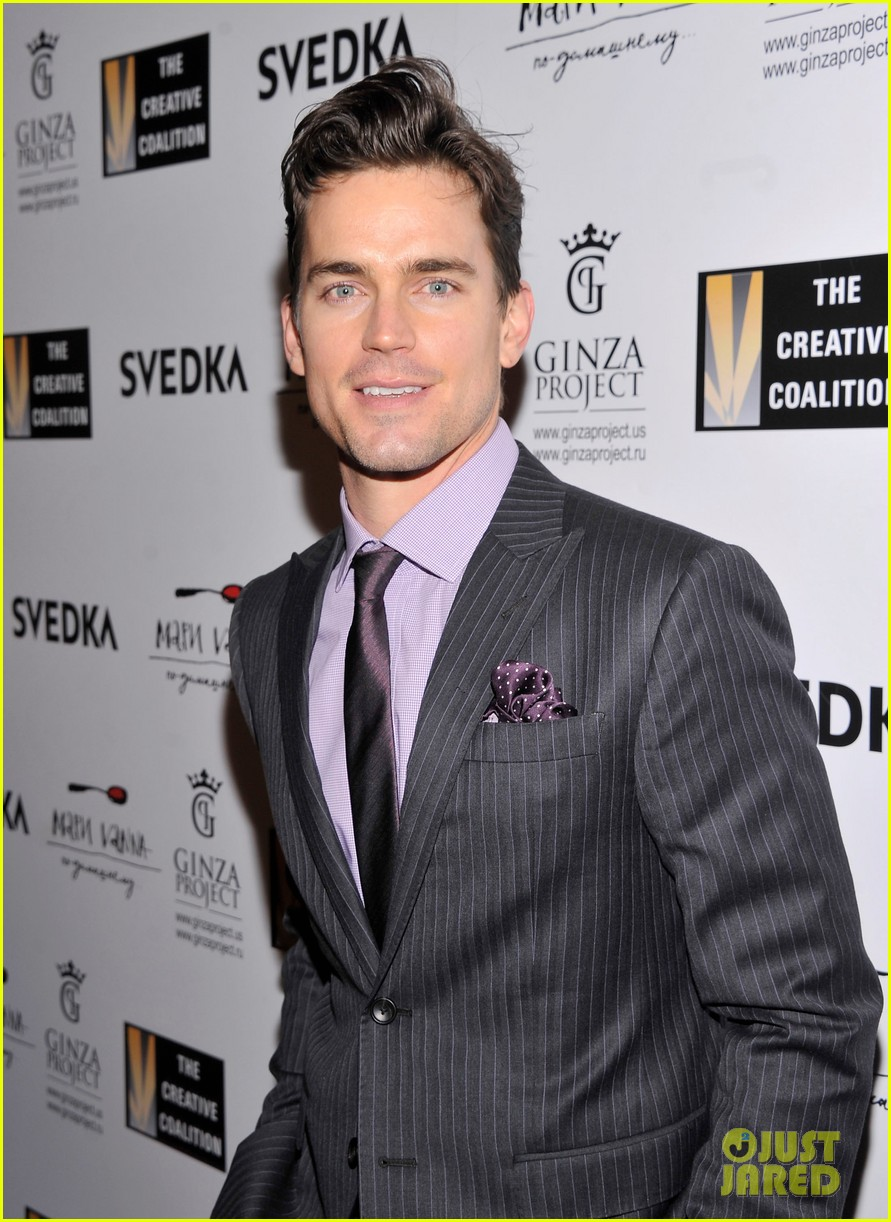 matt bomer creative coalition night before dinner 12