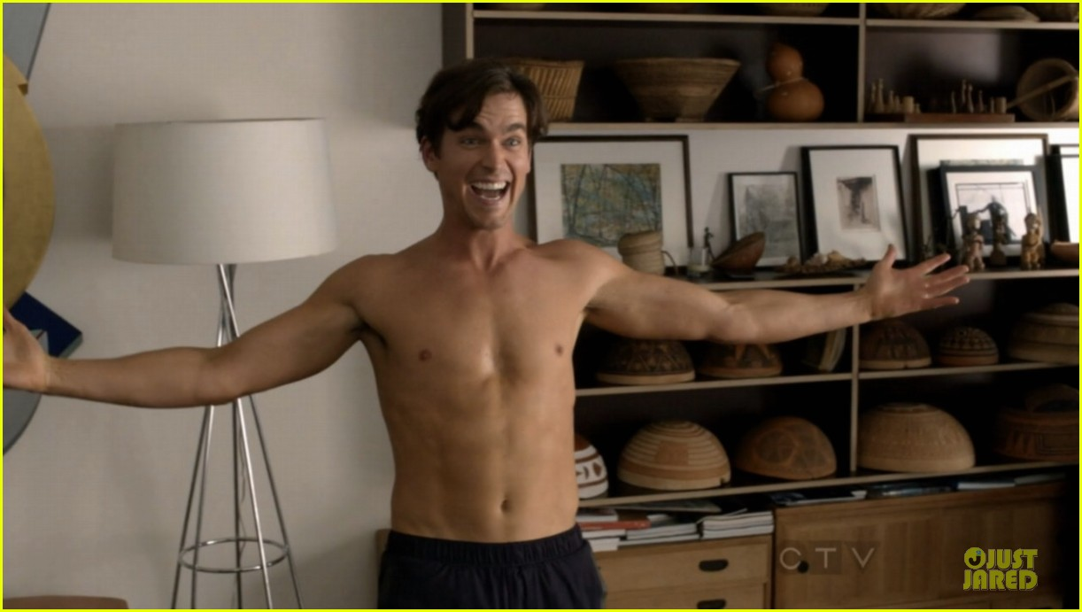 matt bomer shirtless new normal stills 01