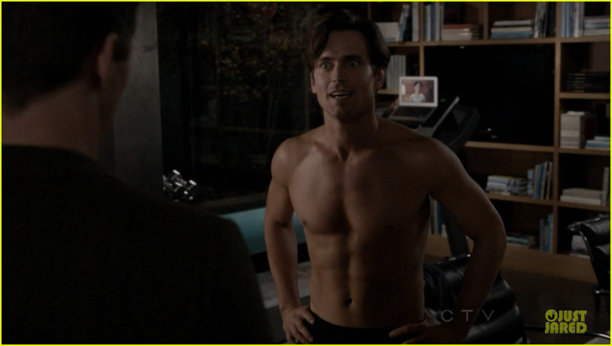 matt bomer shirtless new normal stills 03