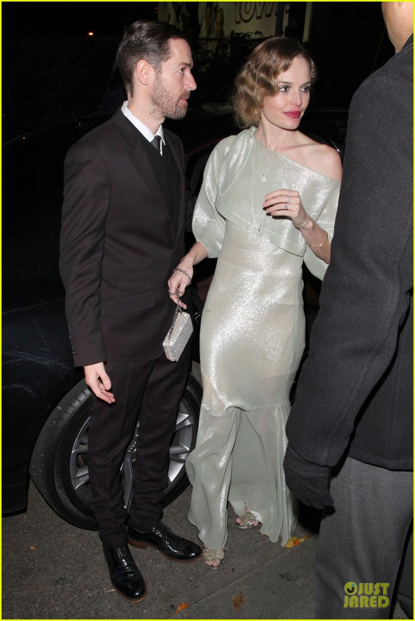 kate bosworth michael polish chateau marmont party 01