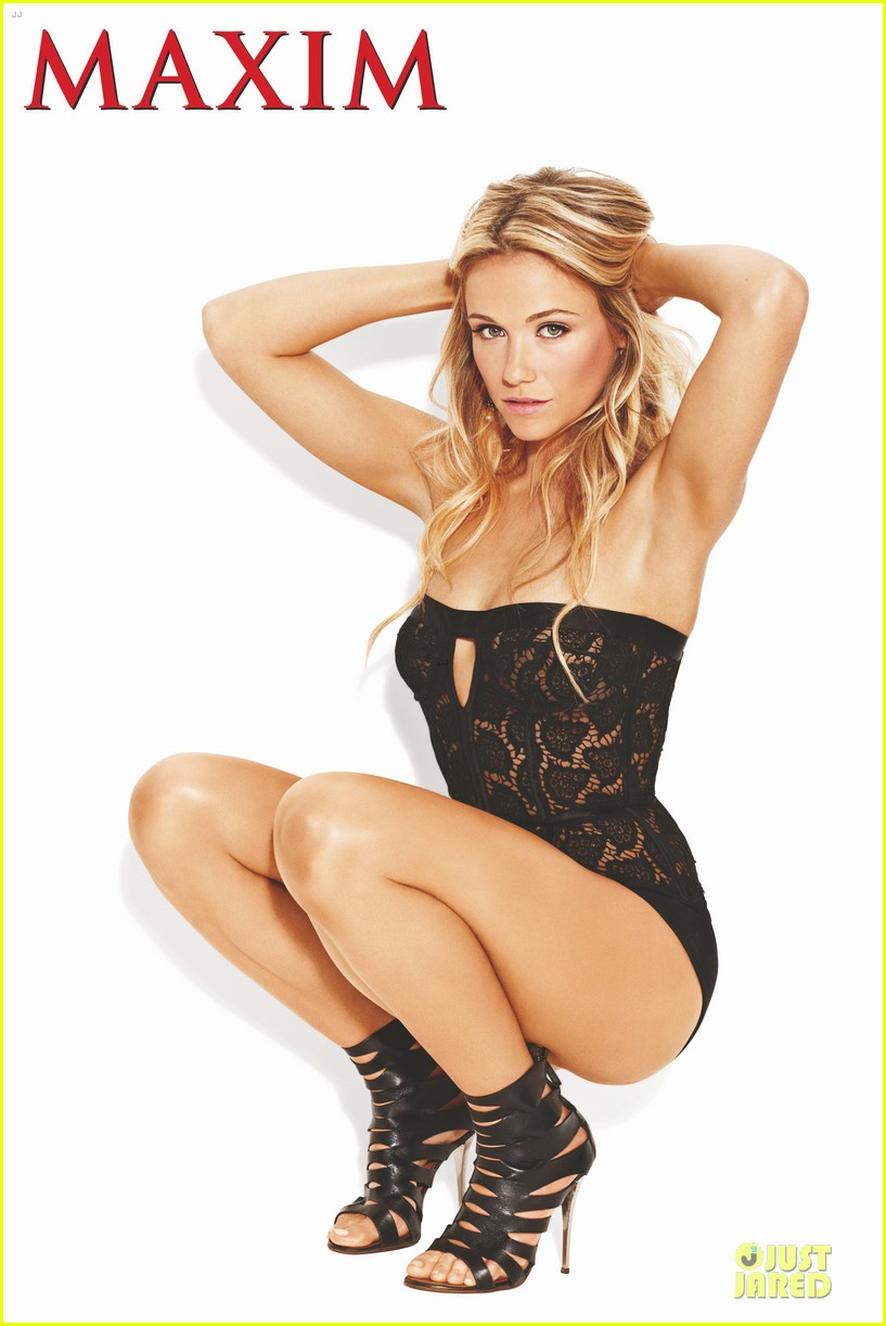 katrina bowden covers maxim magazines january february 2013 012786687