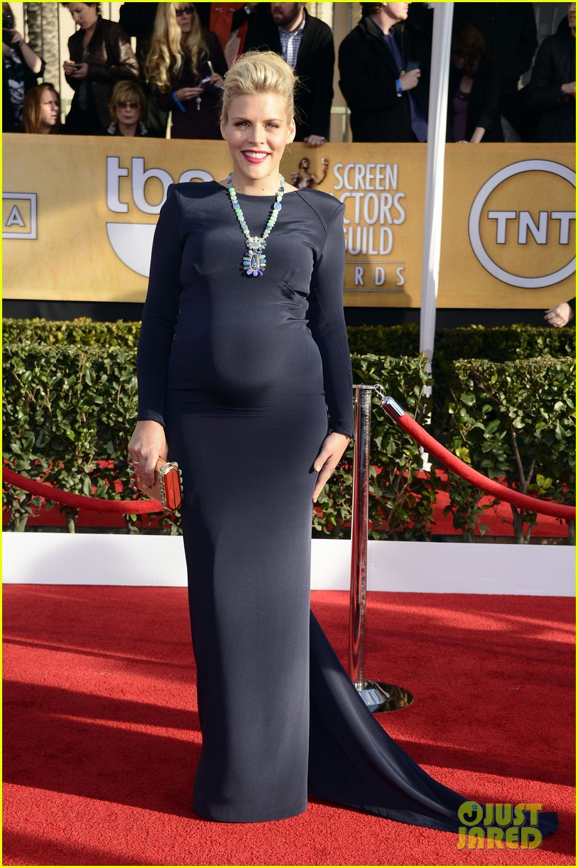 busy philipps sag awards 2013 red carpet01
