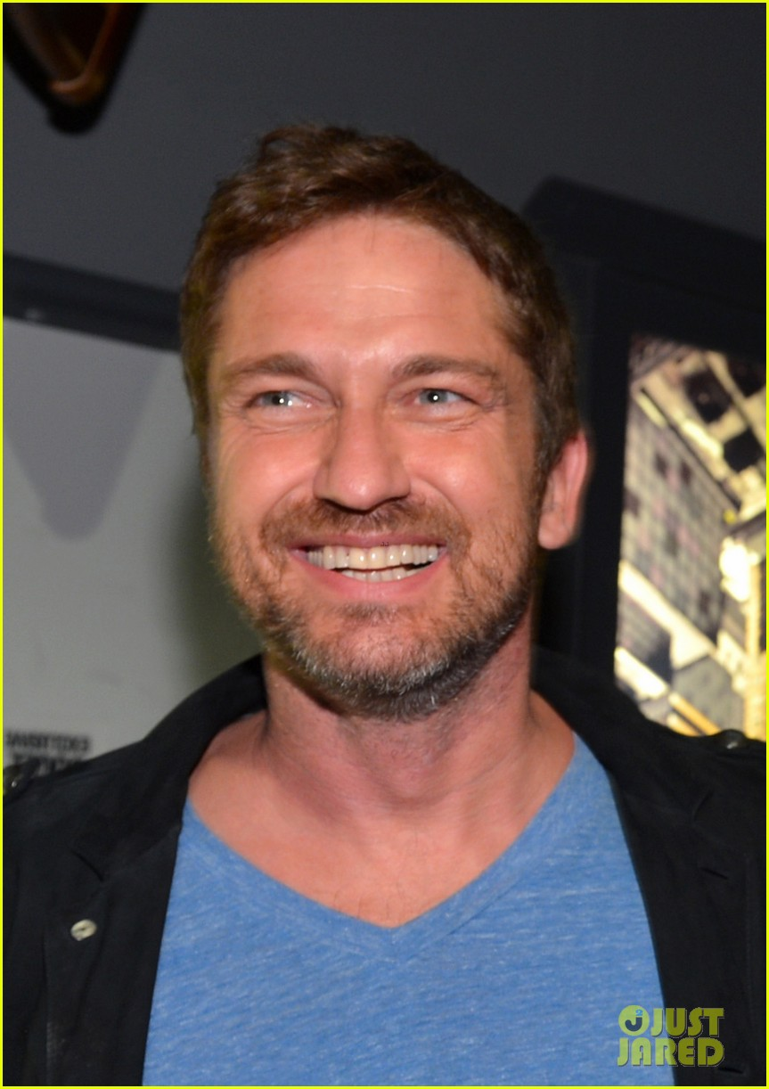 gerard butler movie 43 after party 06