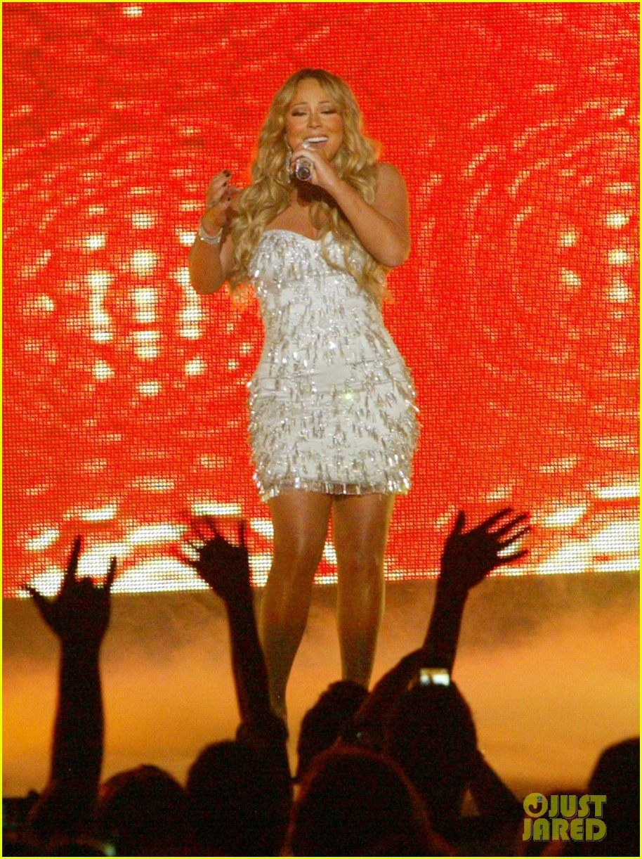 mariah carey jupiters gold coast show 04