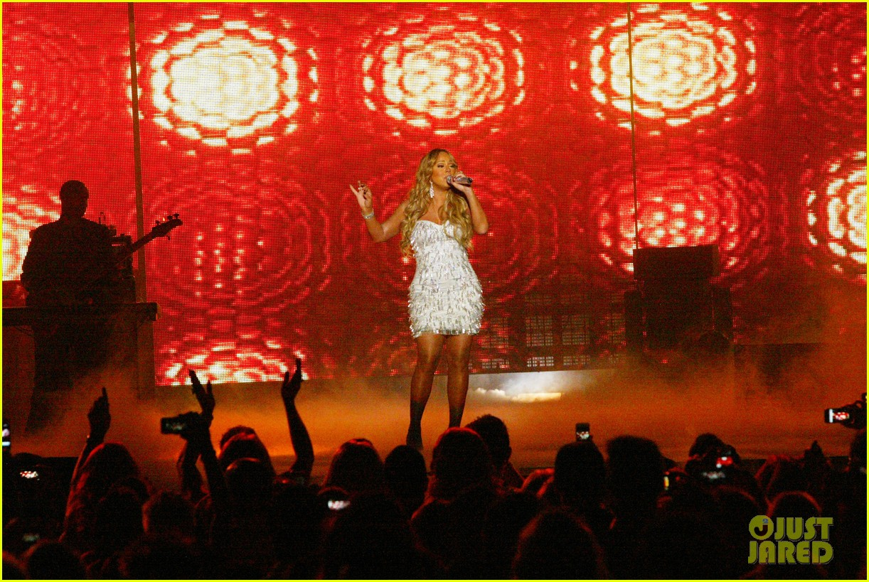 mariah carey jupiters gold coast show 06