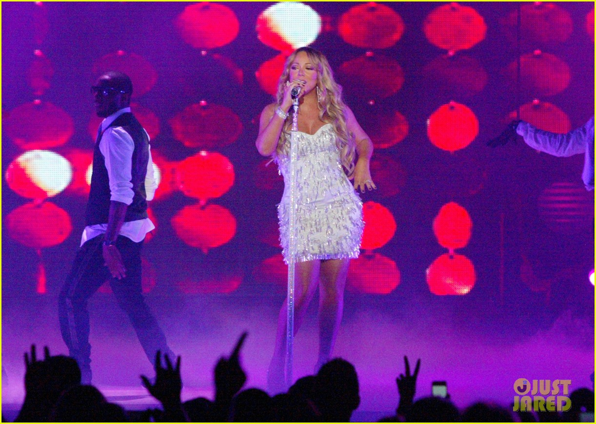 mariah carey jupiters gold coast show 10