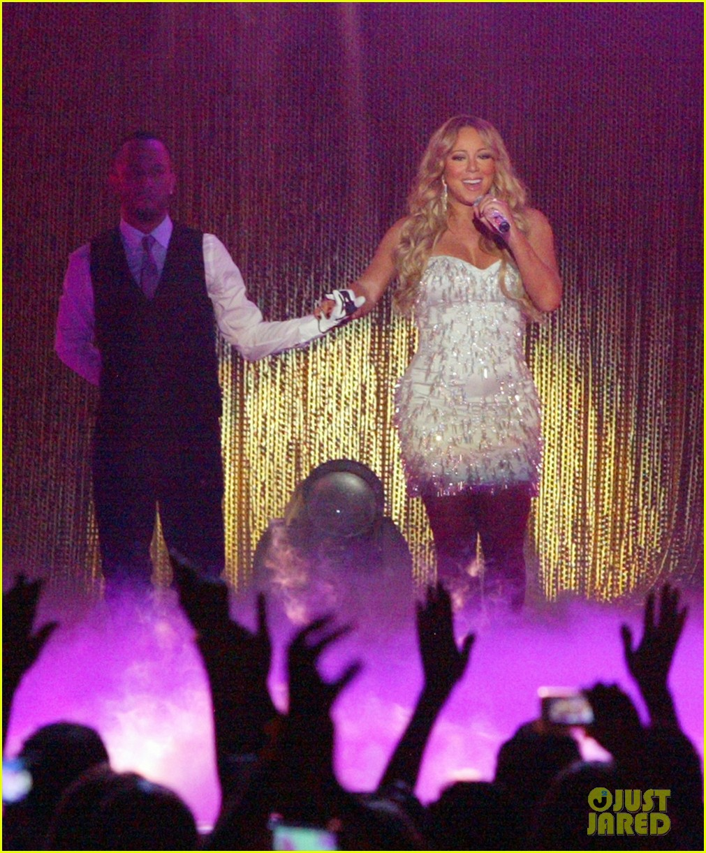 mariah carey jupiters gold coast show 11