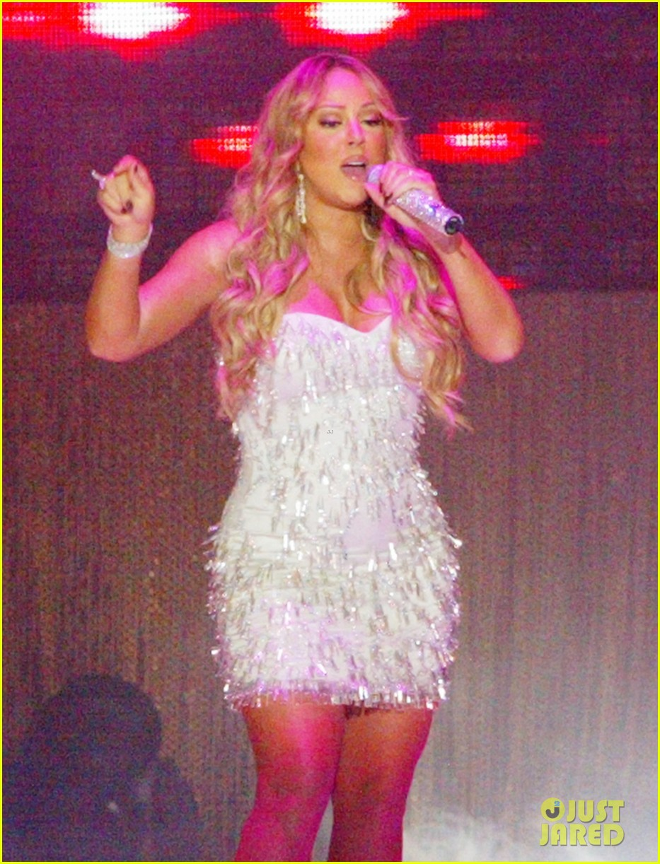 mariah carey jupiters gold coast show 13