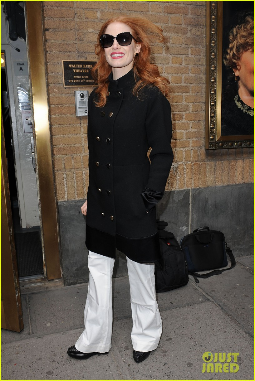 jessica chastain box office queen 102795385