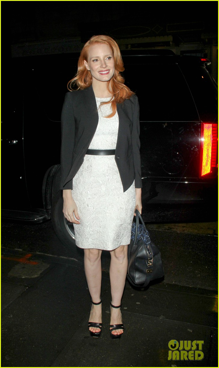 jessica chastain daily show appearance 012793447