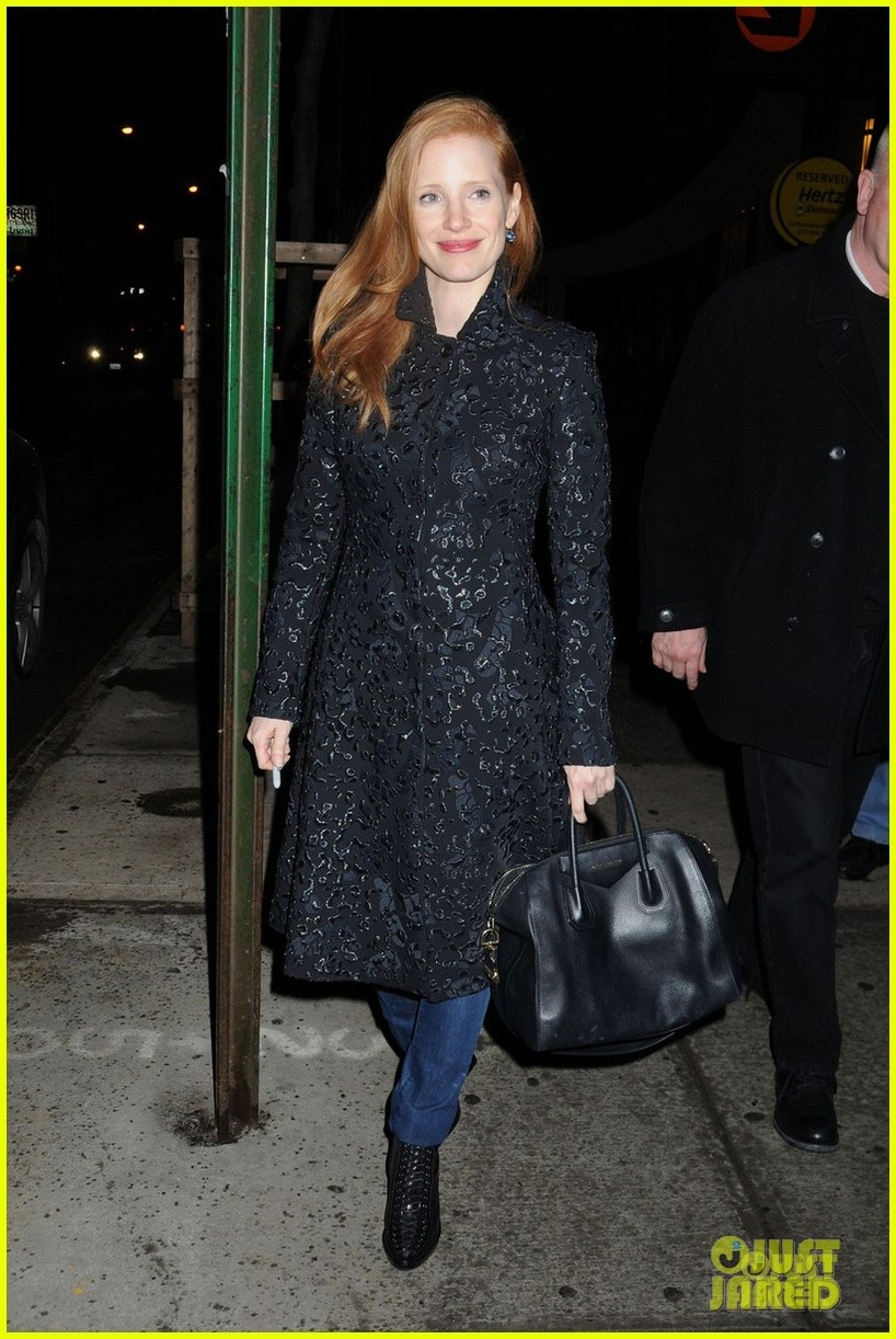 jessica chastain joins miss julie with colin farrell 032801554