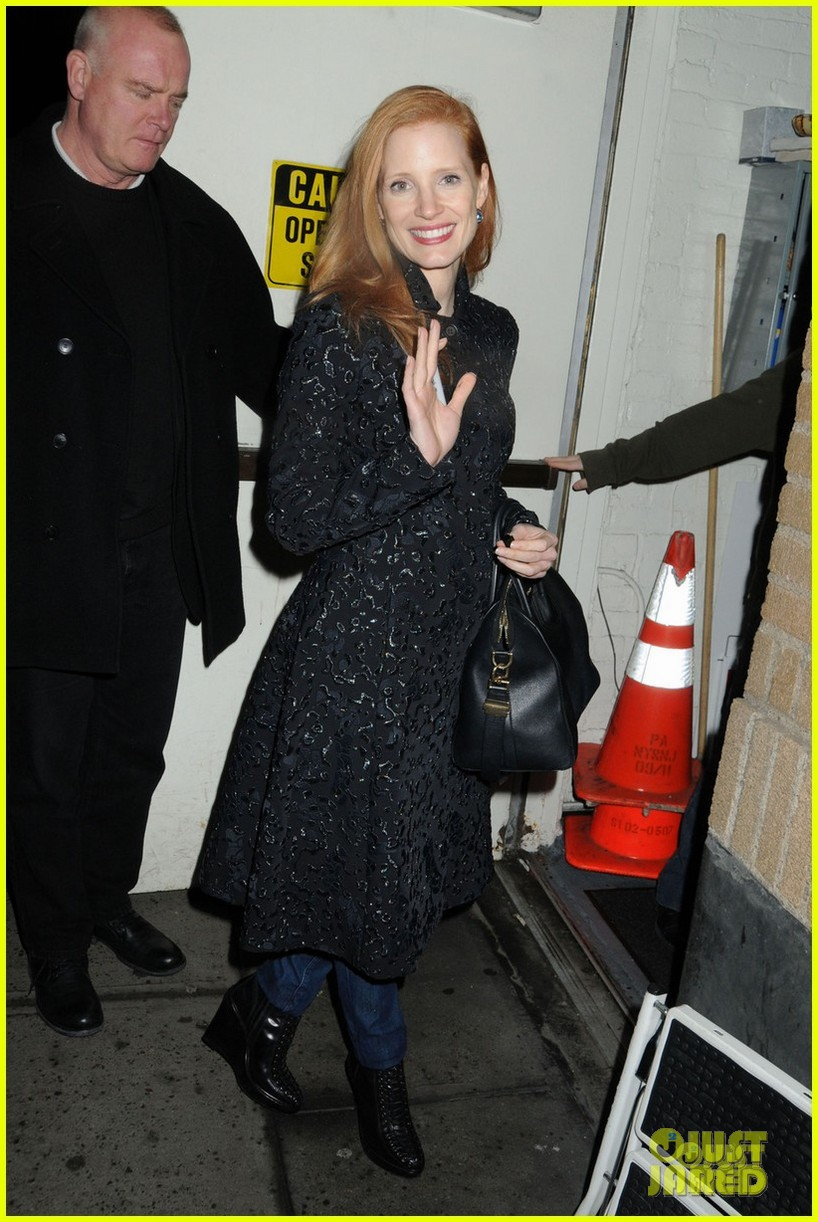 jessica chastain joins miss julie with colin farrell 05