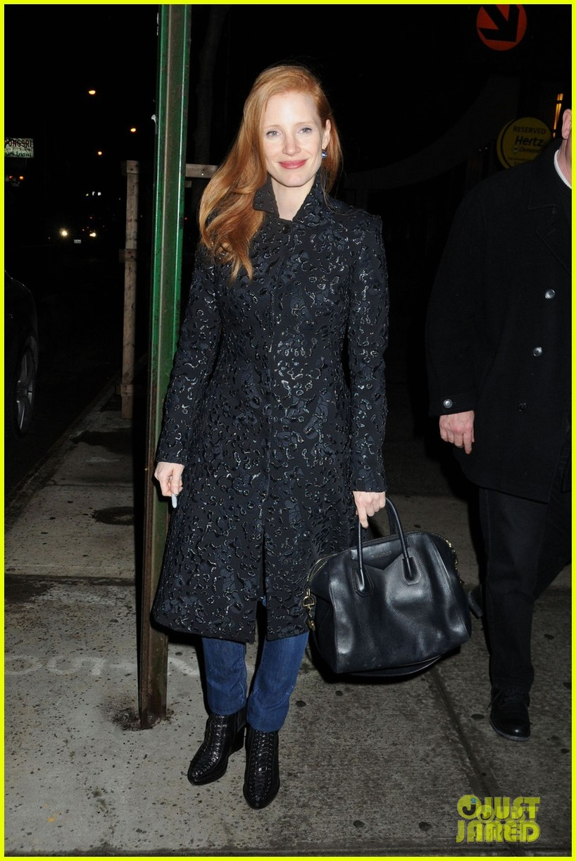 jessica chastain joins miss julie with colin farrell 13