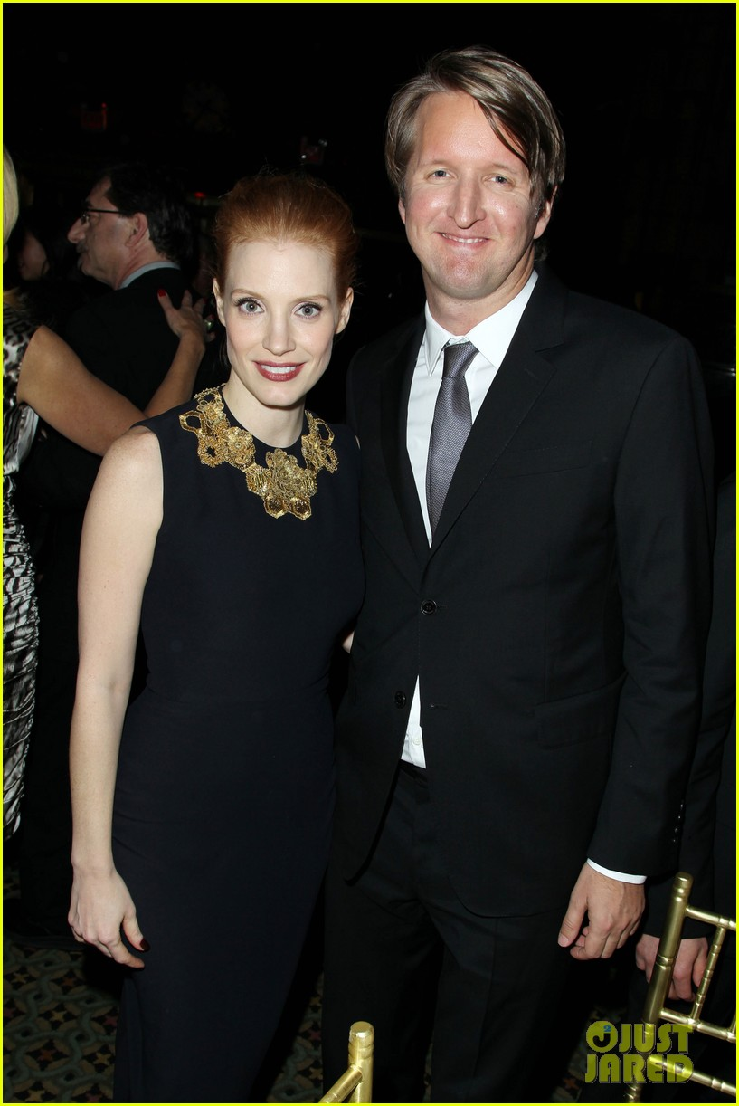 jessica chastain national board of review awards gala 2013 23