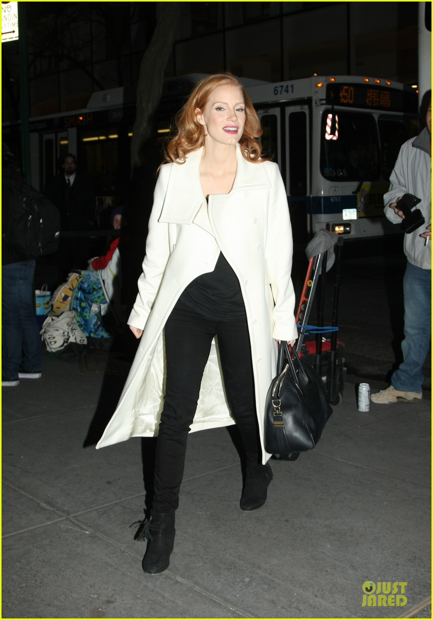 jessica chastain mama promotion on today show watch now 242794476