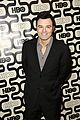 seth macfarlane emilia clarke hbo golden globes party 10