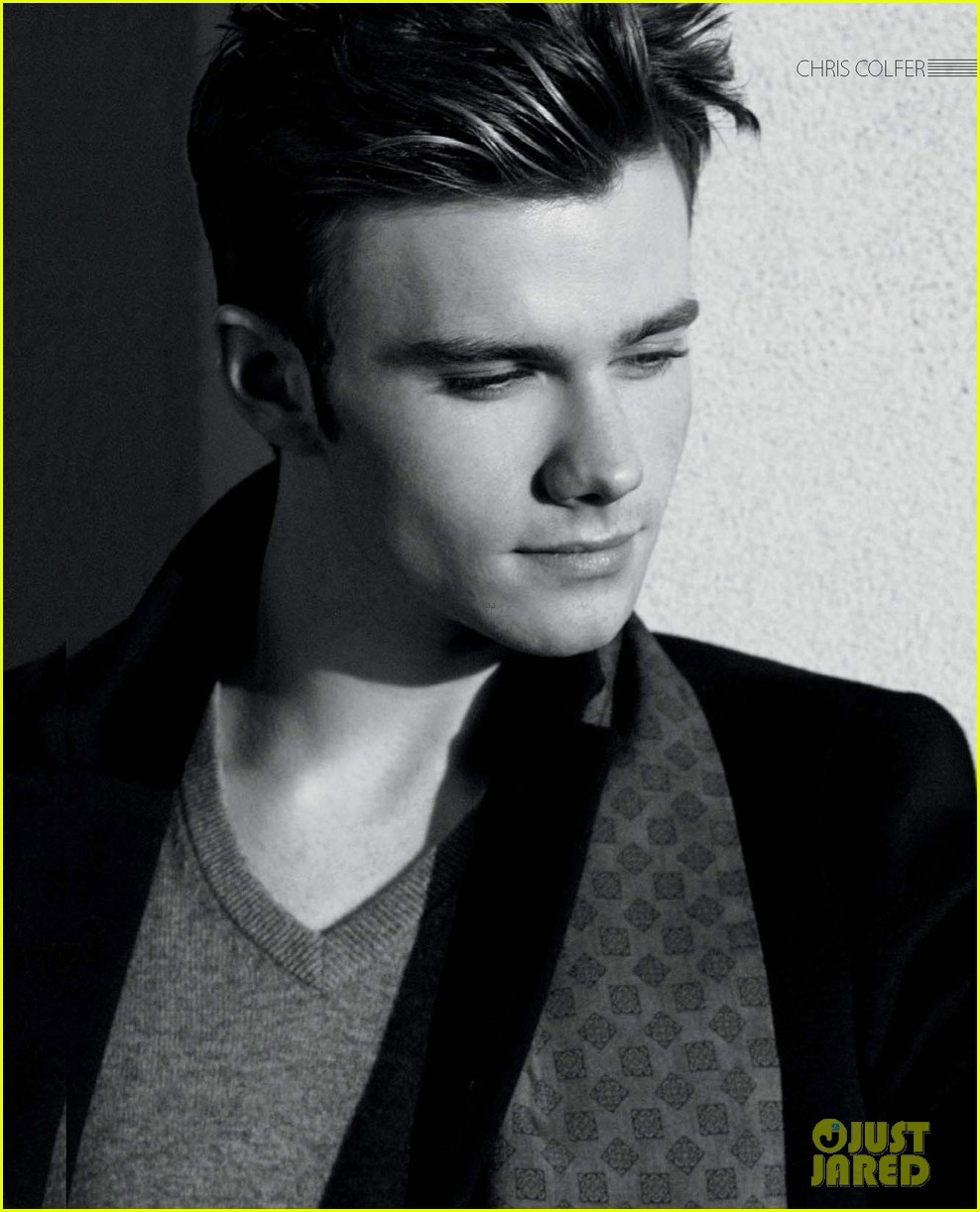 chris colfer august man february 2013 exclusive 06