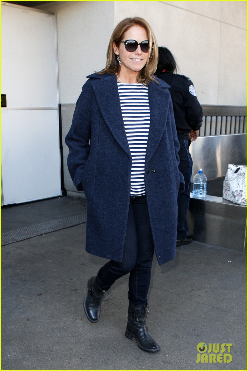katie couric lands in los angeles after talk show renewal 03