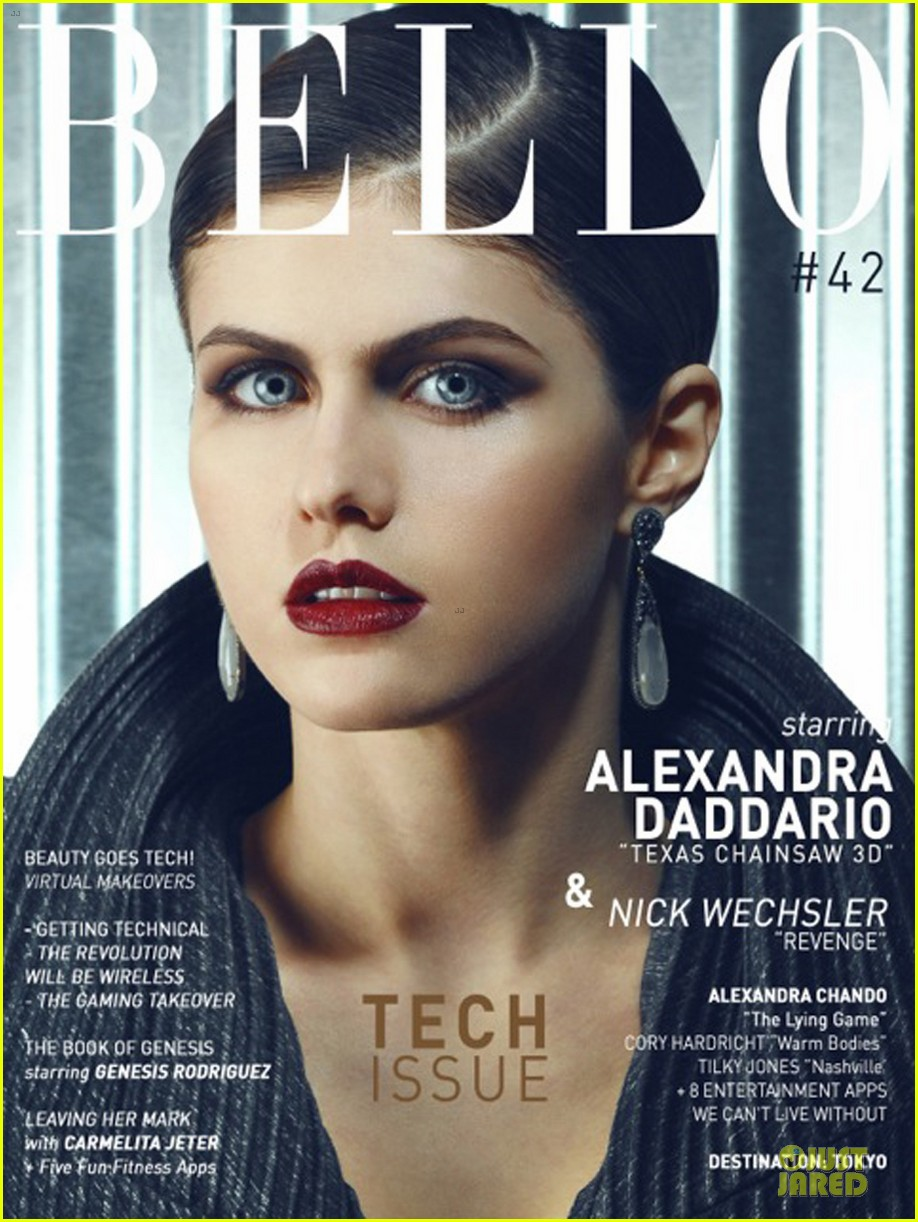 alexandra daddario covers bello magazine 05
