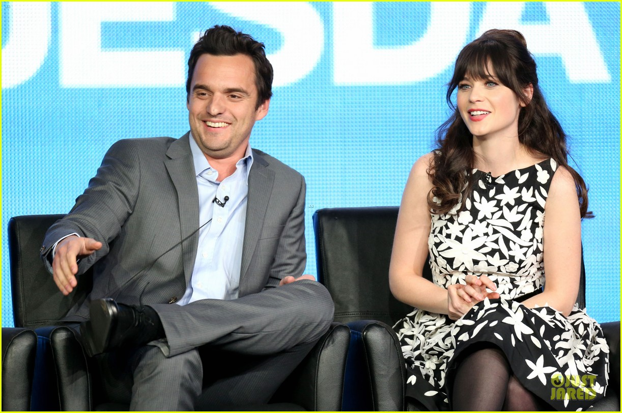 zooey deschane & mindy kaling new girl & mindy project panel 14