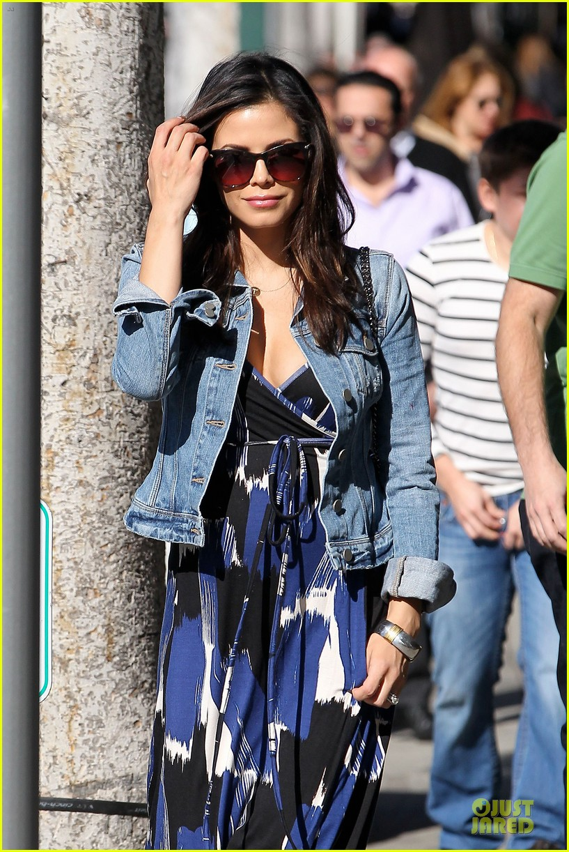 jenna dewan lunchtime in beverly hills is not good for my hormones 082794441