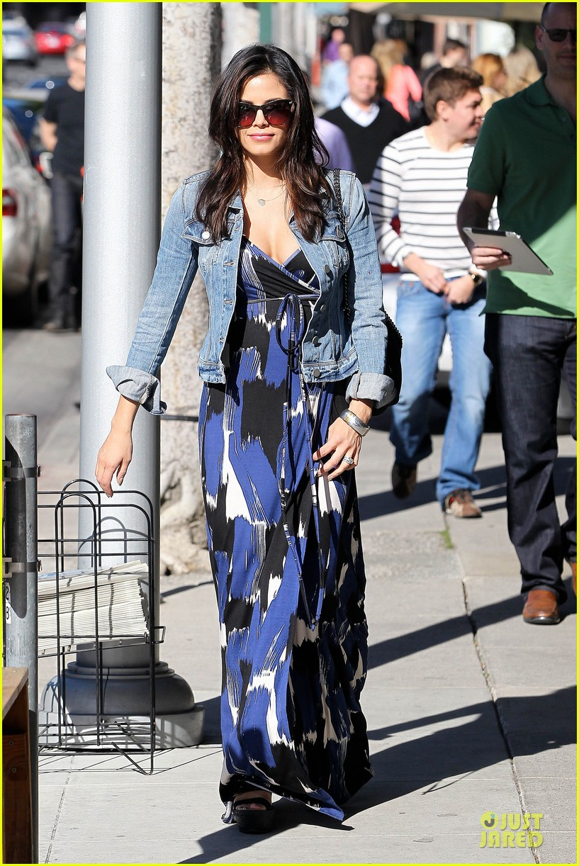 jenna dewan lunchtime in beverly hills is not good for my hormones 11