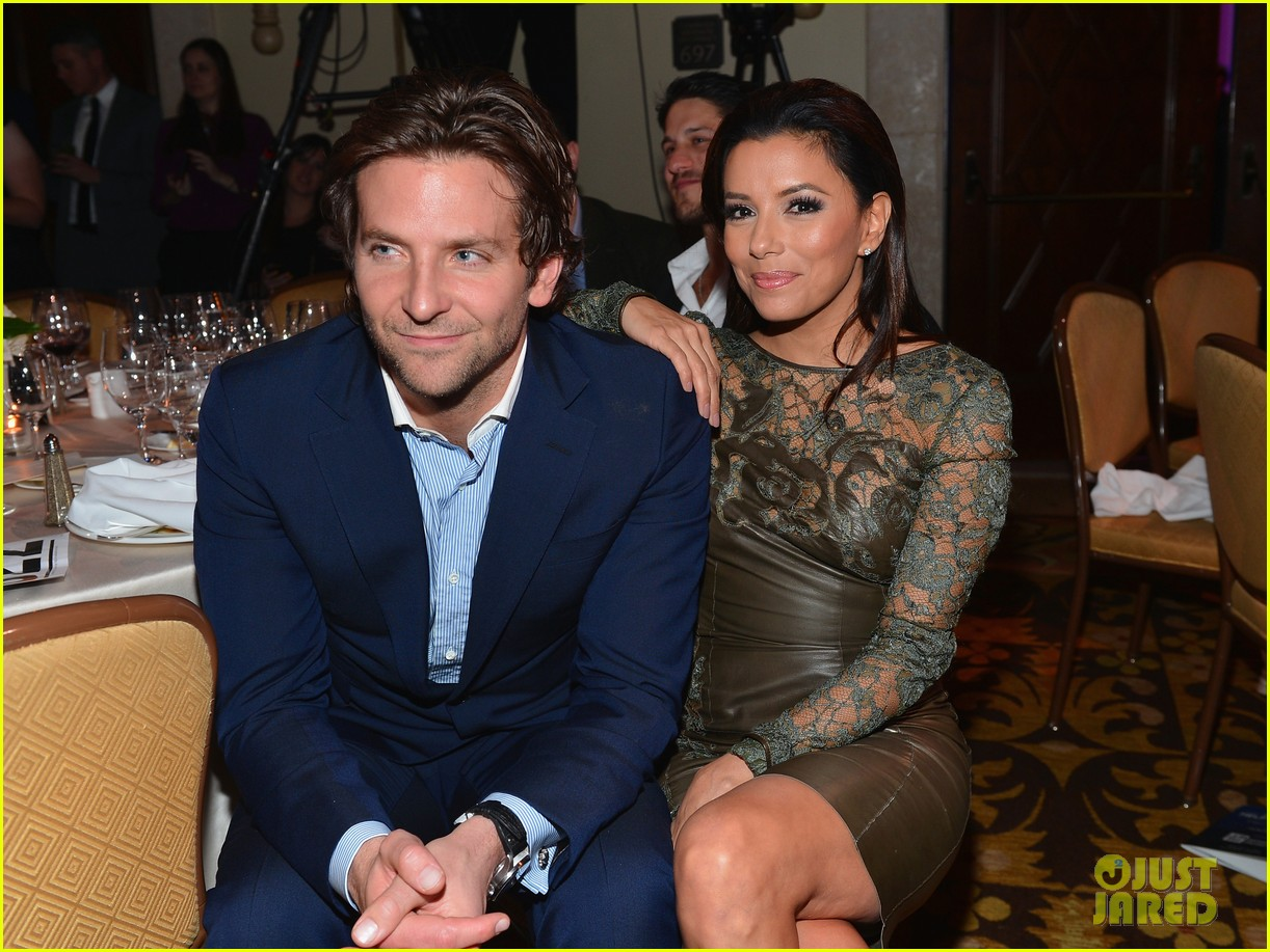 leonardo dicaprio bradley cooper help haiti home gala 02