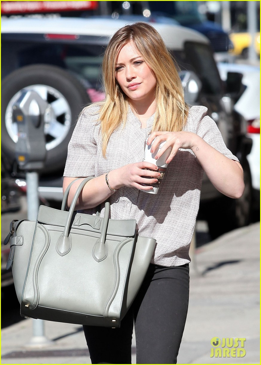 hilary duff mike comrie kings stanley cup celebration 062795918