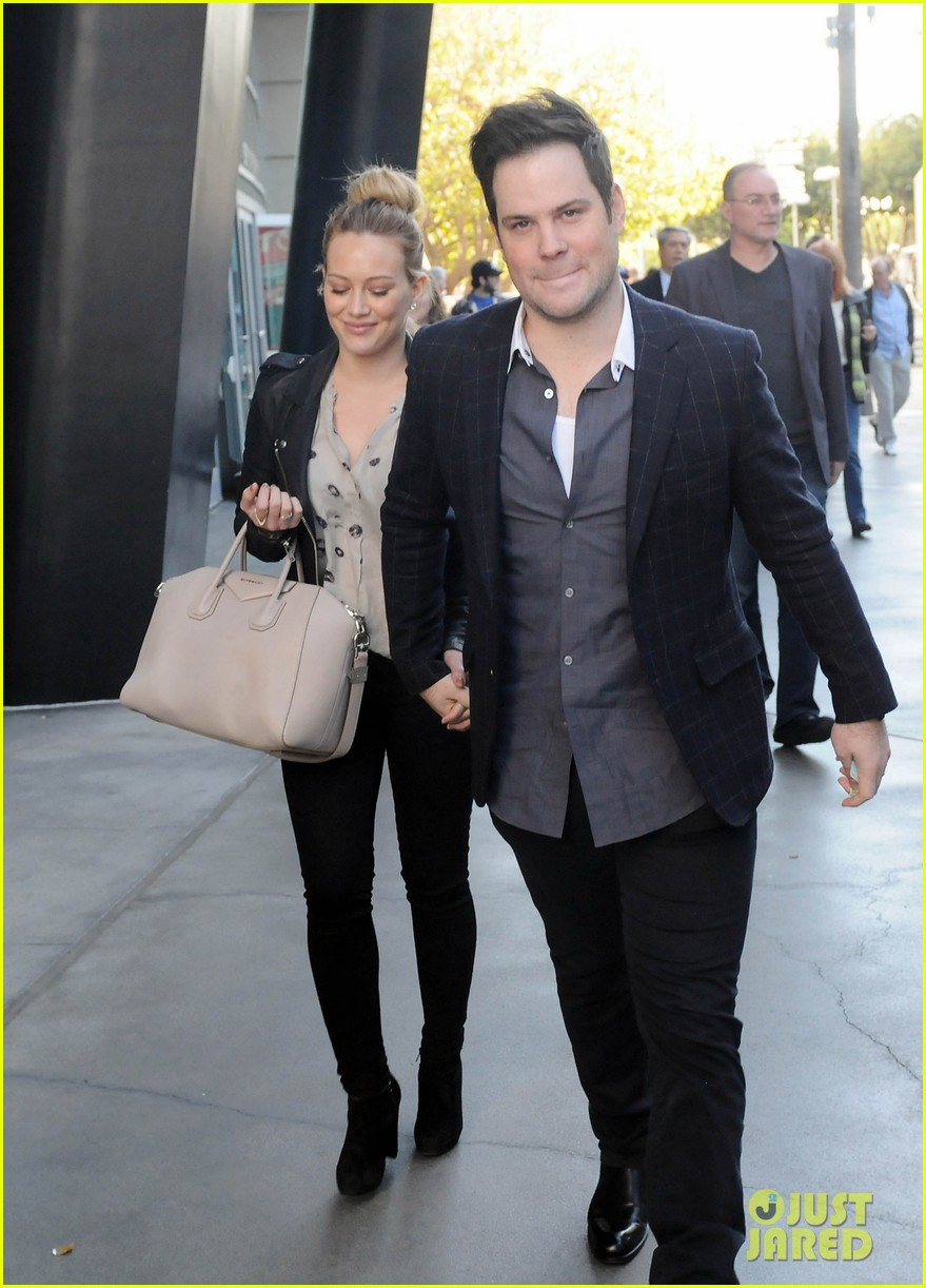 hilary duff mike comrie kings stanley cup celebration 19