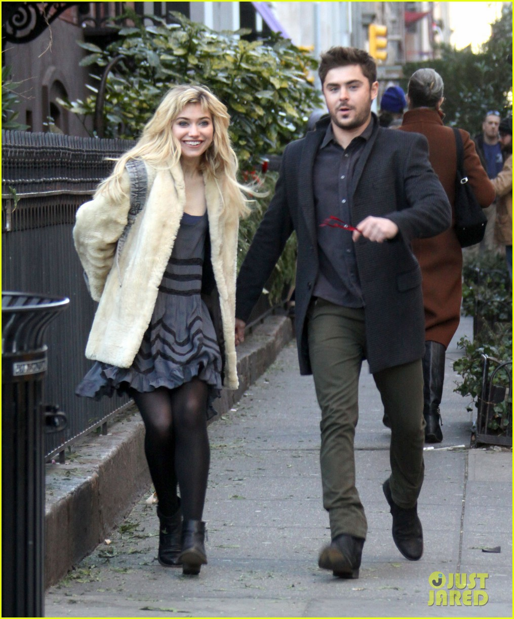 zac efron imogen poots kiss kiss for dating 09