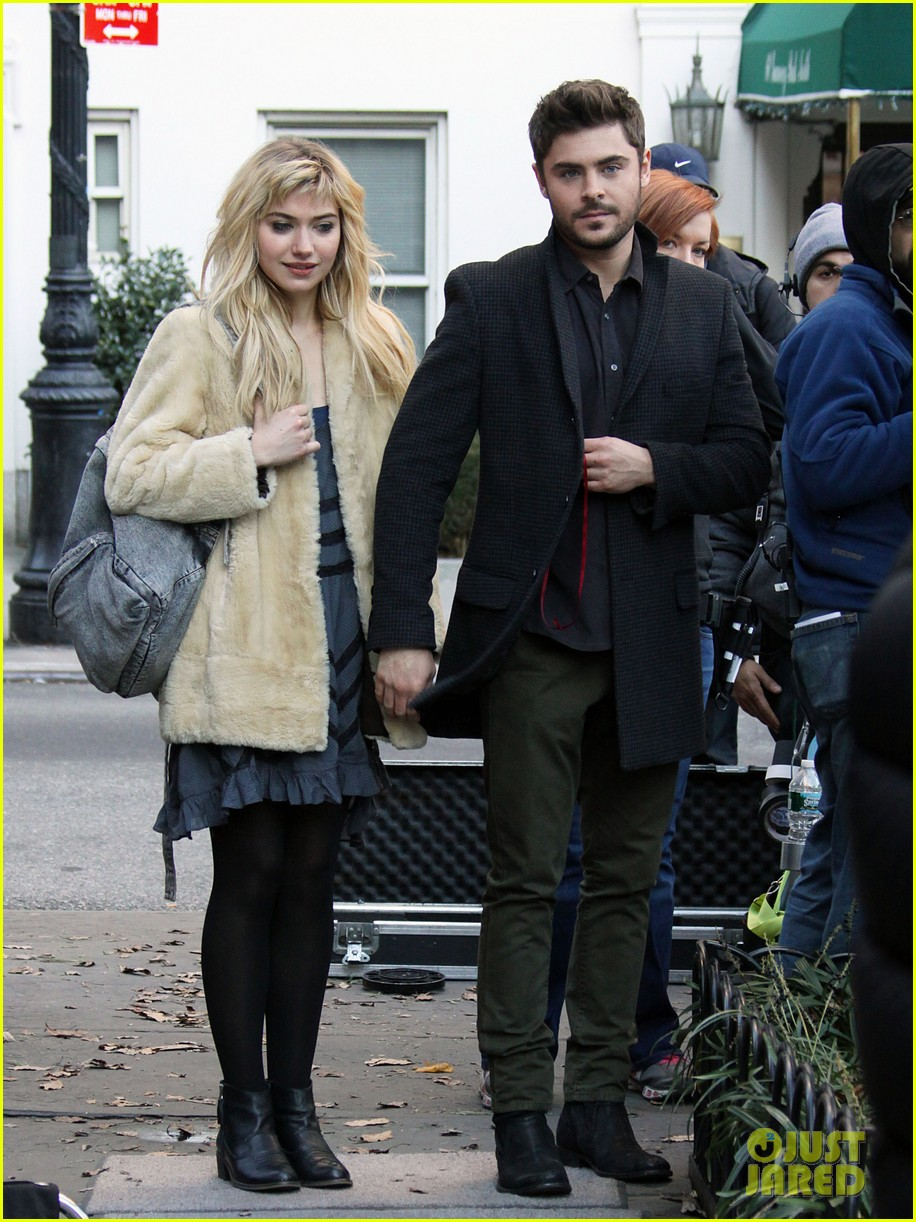 zac efron imogen poots kiss kiss for dating 17