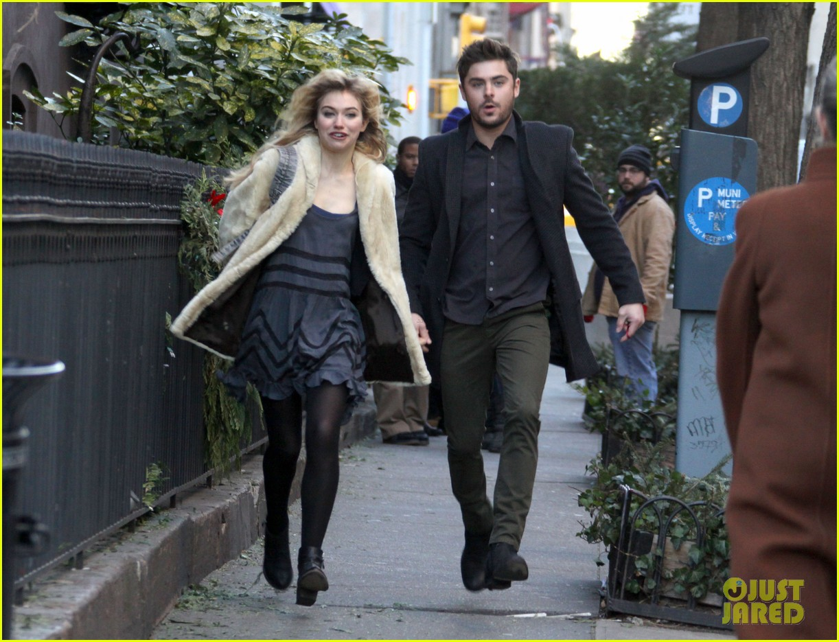 zac efron imogen poots kiss kiss for dating 31
