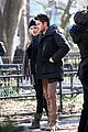 zac efron imogen poots park stroll for dating 01