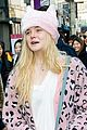 dakota elle fanning jestina campaign launch 02