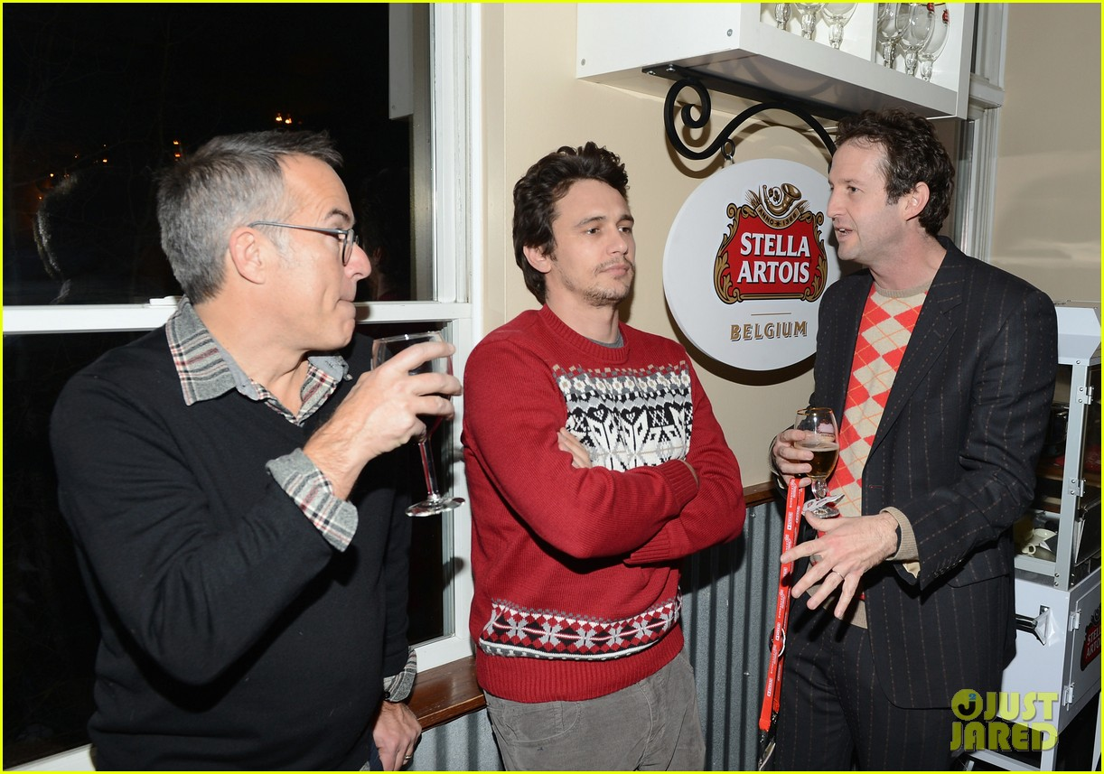 james franco sundance dinner 032795150