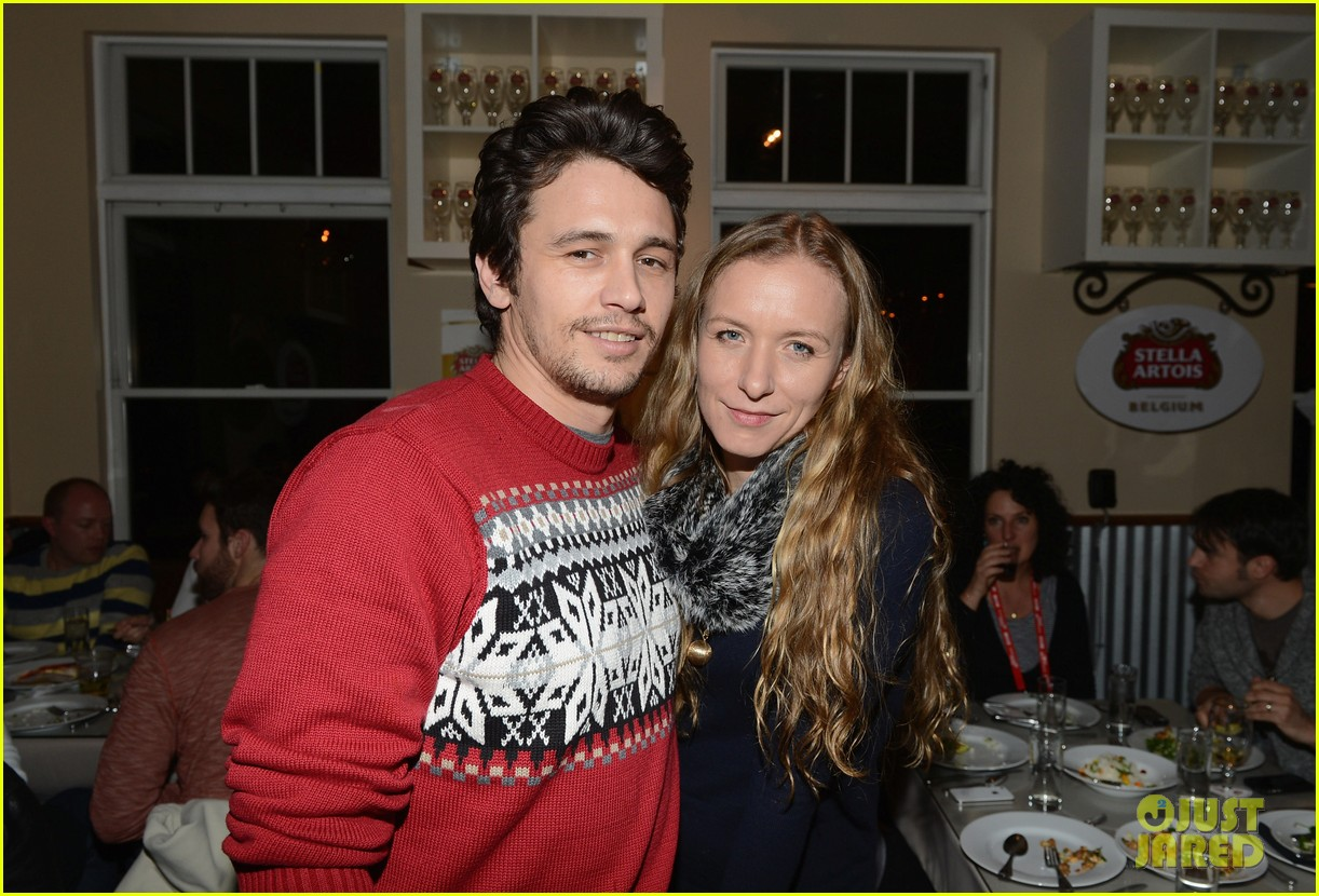 james franco sundance dinner 04