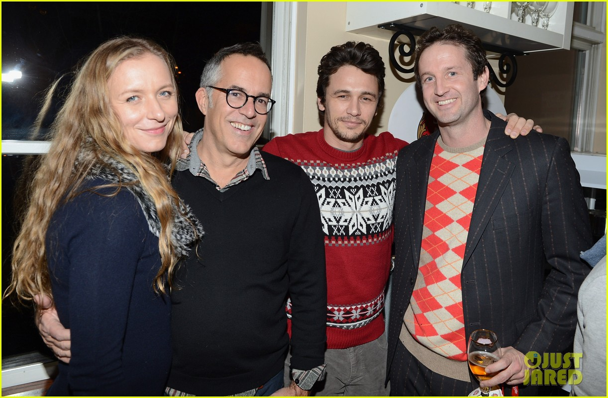 james franco sundance dinner 052795152