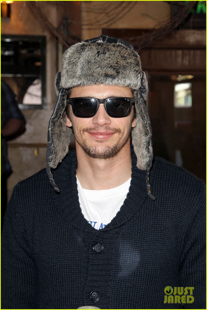 james franco variety studio at sundance 08