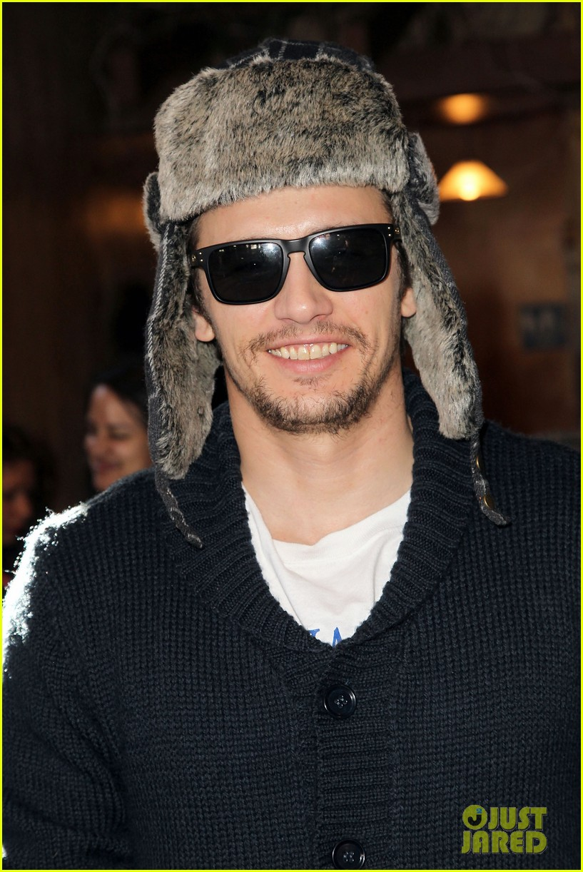 james franco variety studio at sundance 09