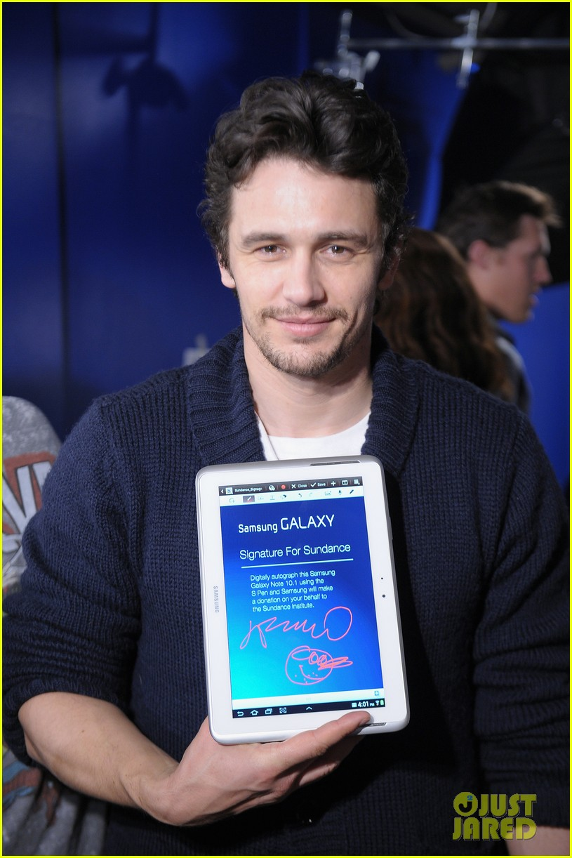james franco variety studio at sundance 21