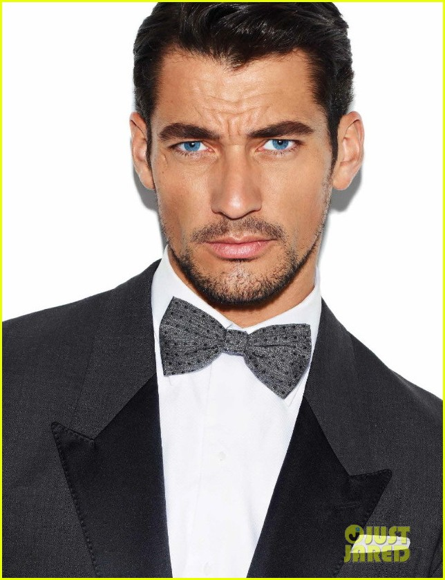 david gandy covers 7 hollywood icons issue 01.