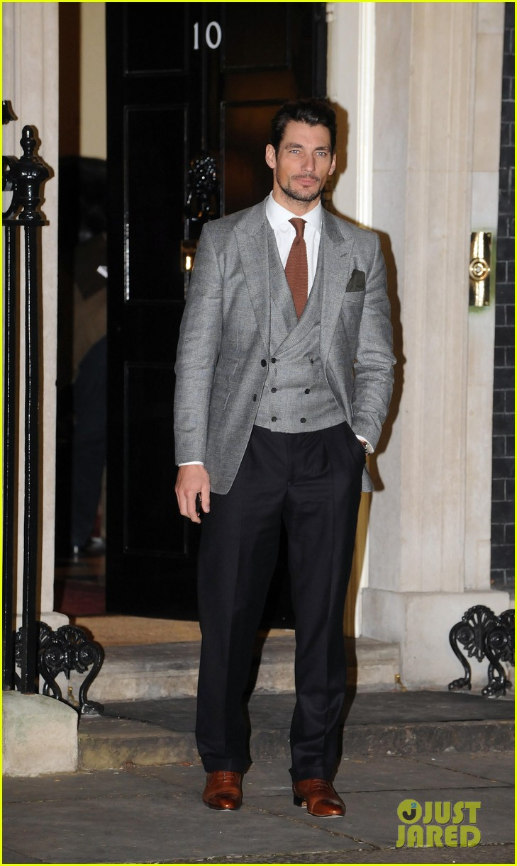 david gandy london collections men shows 052786295