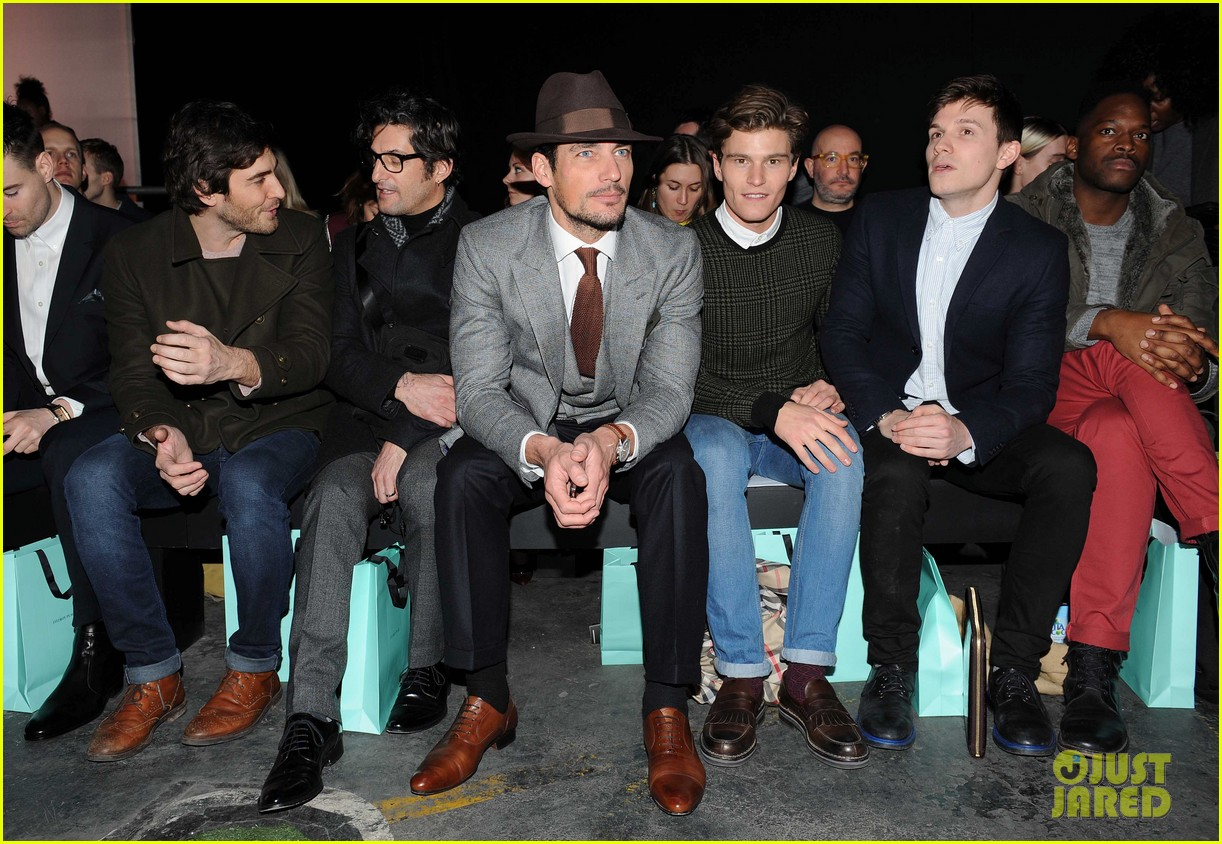 david gandy london collections men shows 112786301