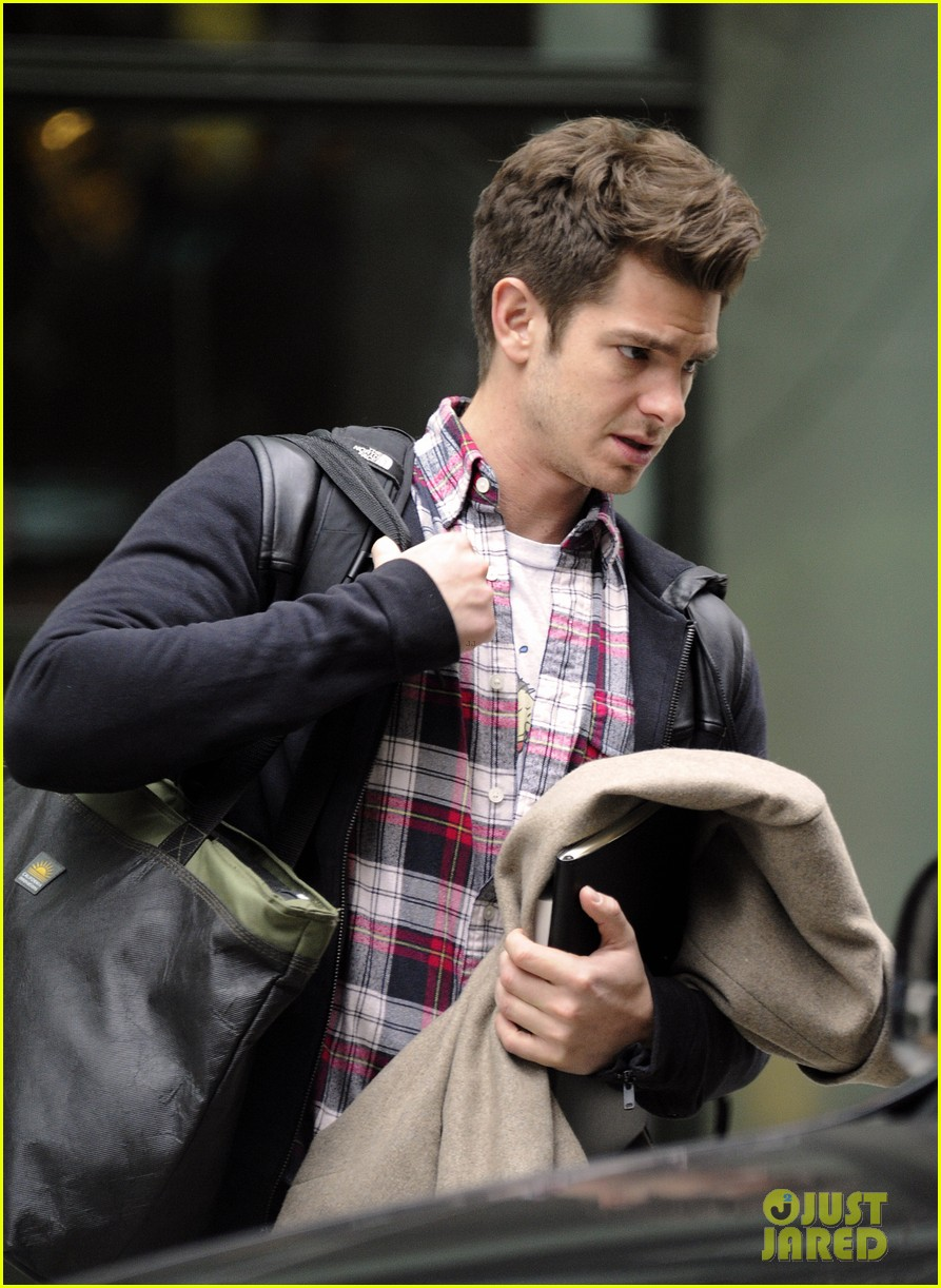 andrew garfield instant chemistry with emma stone 032790664